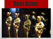Best Actor Nominees 2013 (The Oscars)