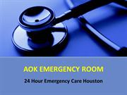 AOK EMERGENCY ROOM