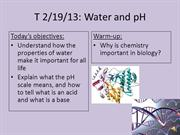 narrated notes_ water and pH