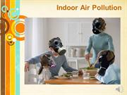 Indoor Air Pollution Lecture