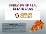 real estate laws ppt 1127