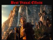 Best Visual Effects Nominees 2013 (The Oscars)