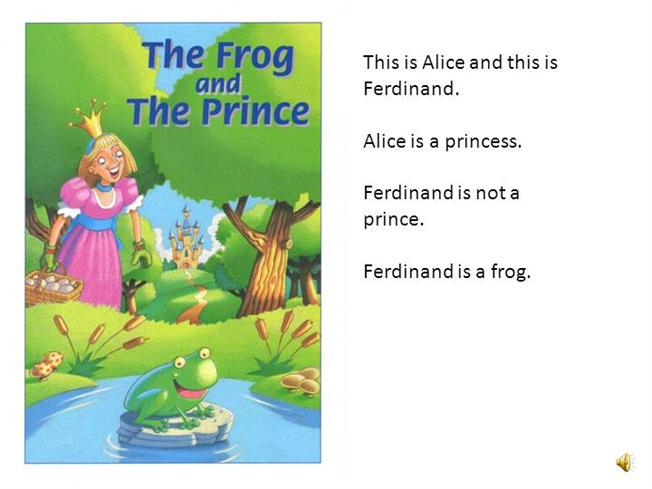 The Frog And the Prince |authorSTREAM