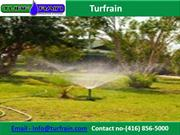 Tips On How To Winterize Your Lawn Sprinkler System | Turfrain