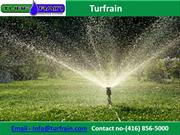 Types Of Lawn Sprinklers–How To Choose One That Fits Your Requirements