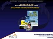 Investment Opportunities for NRKs