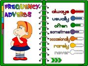 ADVEBRS OF FREQUENCY 2 PPT