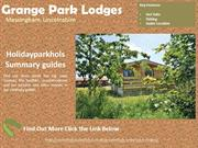 Holiday Lodges in Lincolnshire at Grange Park Lodges