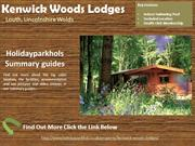 Luxury Lodges in Lincolnshire at Kenwick Woods Lodges