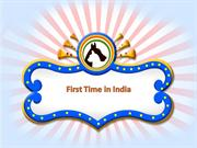 First Time in India with huge chain of exclusive pet products,