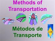 transportation methods
