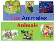Los Animales set 2