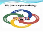 Search Engine Markieting