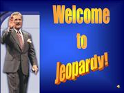 Cellular Respiration Jeopardy