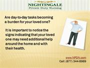 NPDN Offers Quality Senior Home Care for Your Elder Loved Ones