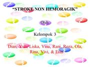 POWER POINT STROKE NON HEMORAGIK