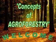Agroforestry concepts (24-02-13)