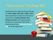 What is GRE Test Preparation and Best Options To Prepare for it
