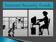 Online Security Concerns (PPT) - Are You Secure Online?