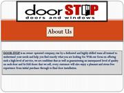 Door Stop: Get the Best Quality Doors Here