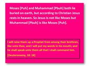 Jesus is not like Moses but Muhammad is like Moses 1 (1)