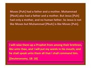 Jesus is not like Moses but Muhammad is like Moses 1 (3)