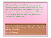 Jesus is not like Moses but Muhammad is like Moses 1 (9)