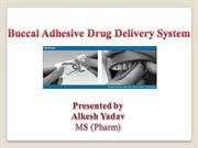 Striant mucoadhesive buccal tablet