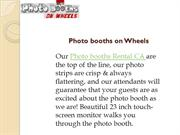 Photo booths Rental CA