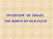 Overview of Israel