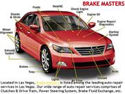 Auto Repair Las Vegas, Car Brake Repair Las Vegas - Brake Masters