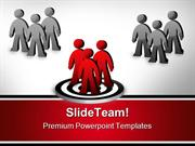 Target_Best_Team_Business_PowerPoint_Templates_And_PowerPoint_Backgrou