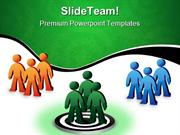 Target_Best_Green_Team_Business_PowerPoint_Templates_And_PowerPoint_Ba