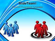 Target_On_Team_Business_PowerPoint_Templates_And_PowerPoint_Background