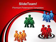 Target_Team_Leadership_PowerPoint_Templates_And_PowerPoint_Backgrounds
