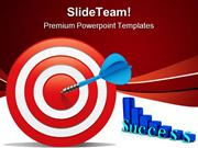 Target_With_Graph_Success_PowerPoint_Templates_And_PowerPoint_Backgrou