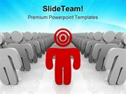 Targeting_Your_Customer_Business_PowerPoint_Templates_And_PowerPoint_B