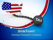Tax_Concept_Americana_PowerPoint_Templates_And_PowerPoint_Backgrounds_