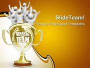 Team_Members_Cheering_Success_PowerPoint_Templates_And_PowerPoint_Back