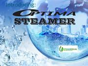 Optima Steamer - presentation Feb2013
