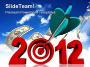 Target_Year2012_Dollars_Future_PowerPoint_Templates_And_PowerPoint_Bac