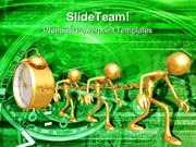 Team_Chained_To_Time_Future_PowerPoint_Templates_And_PowerPoint_Backgr