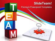 Teams_Solution_Business_PowerPoint_Templates_And_PowerPoint_Background