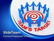Teams_Target_Business_PowerPoint_Templates_And_PowerPoint_Backgrounds_
