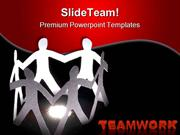 Teamwork_And_Friendship_Communication_PowerPoint_Themes_And_PowerPoint