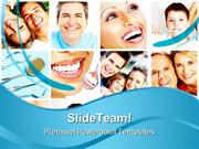 Teeth_Collage_Health_PowerPoint_Templates_And_PowerPoint_Backgrounds_p