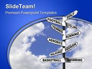 Ten_Ways_To_Exercise_Sports_PowerPoint_Templates_And_PowerPoint_Backgr