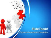 The_Puzzle_Leadership_PowerPoint_Templates_And_PowerPoint_Backgrounds_