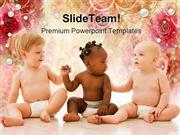 Three_Babies_Family_PowerPoint_Templates_And_PowerPoint_Backgrounds_pp