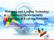 Hass and Associates Cyber Security - Websense and Leading Technology P